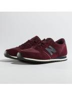 New Balance U420PBN Sneaker Burgundy