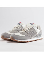 New Balance Tennarit ML574 D RSA harmaa