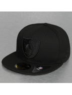 New Era Бейсболка Tonal Poly Oakland Raiders 59fity черный