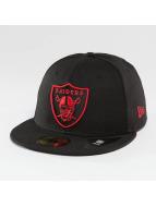 New Era Бейсболка Oakland Raiders 59Fifty черный
