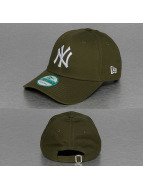 New Era Кепка с застёжкой League Essential NY Yankees зеленый