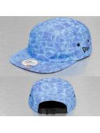 New Era 5 Panel Caps Miami Vibe Camper azul