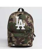 New Era Backpack MLB Stadium LA Dodgers camouflage