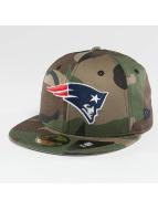 New Era Baseballkepsar New England Patriots 59Fifty kamouflage
