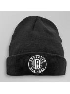 New Era Beanie NBA Reflective Pack Brooklyn schwarz