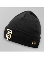 New Era Beanie Metal Cuff San Francisco Giants zwart