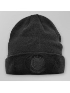 New Era Beanie NBA Black On Black en State Warriors Knit zwart