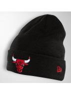New Era Beanie Team Essential Cuff Chicago Bulls zwart