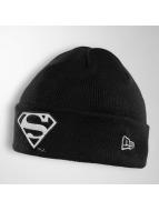 New Era Beanie Reflect Cuff Knit Superman zwart