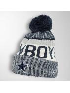 New Era Berretto di lana On Fiel NFL Sport Dallas Cowboys blu