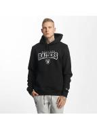 New Era Bluzy z kapturem NFL Ultra Fan Oakland Raiders czarny