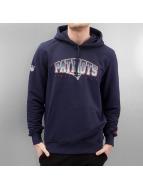 New Era Bluzy z kapturem NFL Fan niebieski
