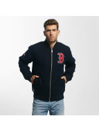 New Era Bomberjacke Team Melton Boston Red Sox blau