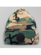New Era Bonnet NBA Camo en State Warriors Knit camouflage