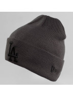 New Era Bonnet League Essential Cuff LA Dodgers gris