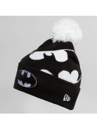 New Era Bonnet hiver Hero Over noir