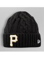 New Era Bonnet Team Cable Pittsburgh Pirates noir