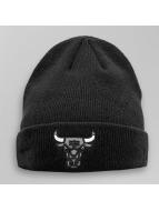 New Era Bonnet NBA Reflective Pack Chicago Bulls Knit noir