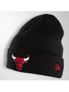 New Era Bonnet Team Essential Cuff Chicago Bulls noir