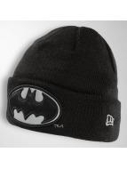 New Era Bonnet Reflect Cuff Knit Batman noir