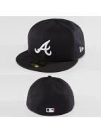 New Era Casquette Fitted League Essential Atlanta Braves 59Fifty bleu
