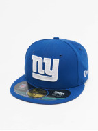 New Era Casquette Fitted NFL On Field NY Giants 59Fifty bleu