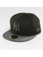 New Era Casquette Fitted Grey Collection NY Yankees 59Fifty noir