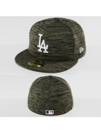 New Era Casquette Fitted Engineered Fit LA Dodgers 59Fifty olive