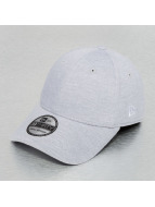 New Era Casquette Flex Fitted Basic gris