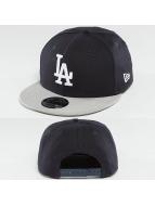 New Era Casquette Snapback & Strapback LA Dodgers bleu