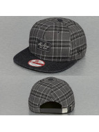 New Era Casquette Snapback & Strapback Denplaid 9Fifty gris