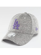 New Era Casquette Snapback & Strapback Tech Jersey LA Dodgers  9Forty gris