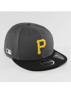 New Era Casquette Snapback & Strapback Diamond Pop Pittsburgh Pirates gris