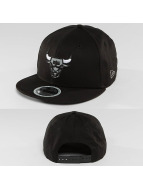 New Era Casquette Snapback & Strapback Reflect Chicago Bulls 9Fifty noir
