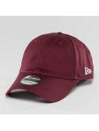 New Era Casquette Snapback & Strapback New Era Seasonal Unstructured Strapback Cap Maroon rouge