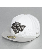 New Era Fitted Panel Splatter LA Kings 59Fifty blanc