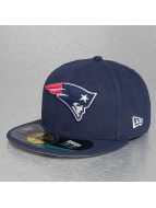 New Era Fitted NFL On Field New England Patriots 59Fifty bleu