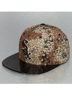 New Era Fitted Cap Design On Top Chicago White Sox beige