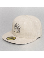 New Era Fitted Cap Pop NY Yankees beige