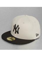 New Era Fitted Cap Diamond Era Seasonal NY Yankees beige