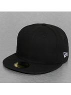 New Era Fitted Cap Flag Essential black