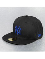 New Era Fitted Cap MLB Seasonal Basic NY Yankees 59Fifty black