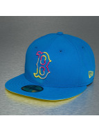 New Era Fitted Cap Colour Junction III Boston Red Sox blau