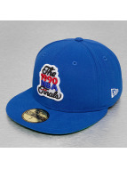 New Era Fitted Cap NBA Champs Pack 1990 Detroit Pistons blau