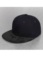 New Era Fitted Cap Poly Tone NY Yankees blau