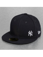 New Era Fitted Cap Flawless Essential NY Yankees blau
