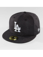 New Era Fitted Cap Seasonal Heather LA Dodgers 95Fifty blau
