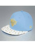 New Era Fitted Cap Star Hook NY Knicks 59Fifty blauw