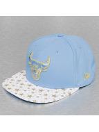 New Era Fitted Cap Star Hook Chicago Bulls 59Fifty blauw