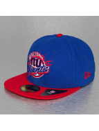 New Era Fitted Cap Circle Circuit NY Giants 59Fifty blauw